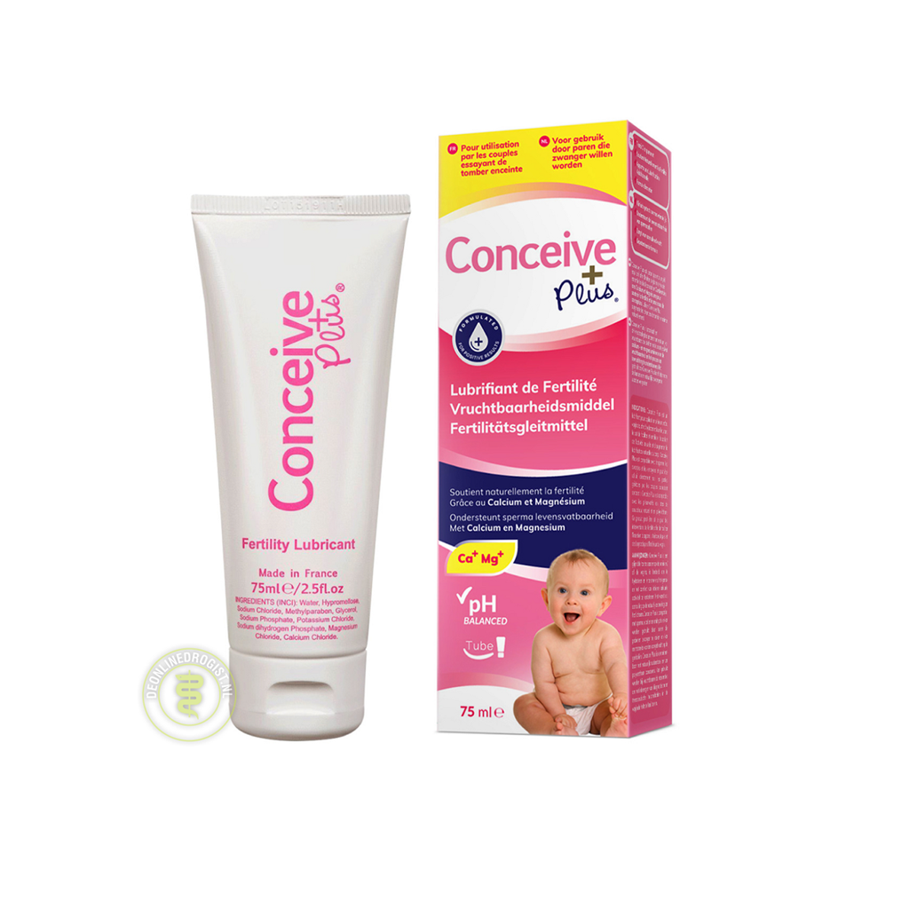 Insemination Zubehör - Conceive Plus Fertility Aid Gleitmittel